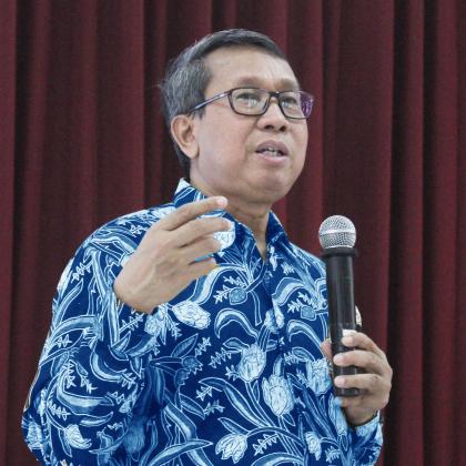 Dafri Agussalim - Director